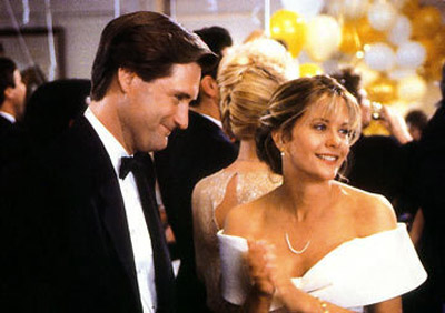 Sleepless in Seattle, Meg Ryan | Sleepless in Seattle Tom Hanks and Meg Ryan are at the top of their game in this romantic comedy. But the sweetest scene comes when…