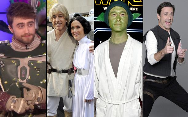 Celebrity 'Star Wars' Fans