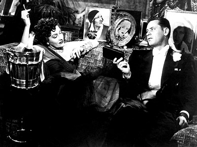 Sunset Boulevard, Gloria Swanson | Sunset Boulevard New Year's Eve is all about looking ahead — even for a fading silent movie star who's trapped in the past. This 1950…