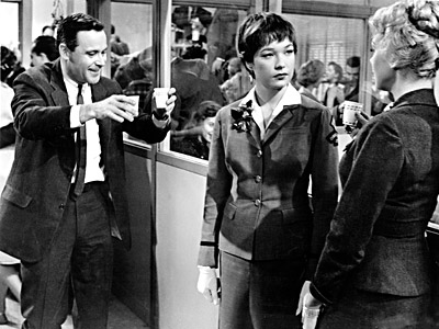 The Apartment, Shirley MacLaine | The Apartment It takes a truly disastrous NYE party to make Shirley MacLaine realize her love for Jack Lemmon in this 1960 romantic dramedy about…