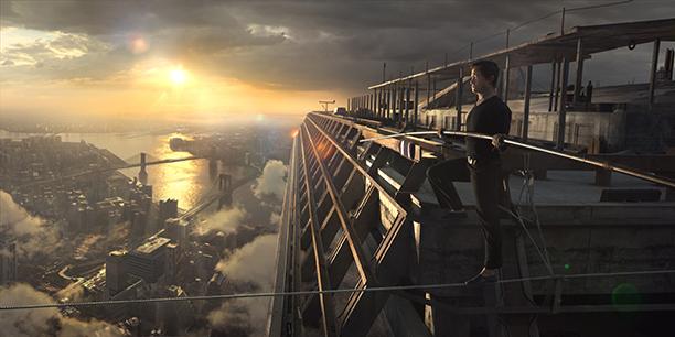 10. Joseph Gordon-Levitt Goes to Great Heights in The Walk