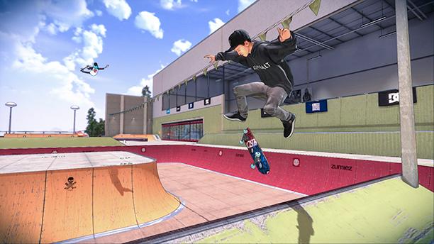 WORST: 1. Tony Hawk's Pro Skater 5