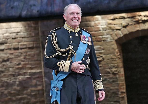 3. King Charles III