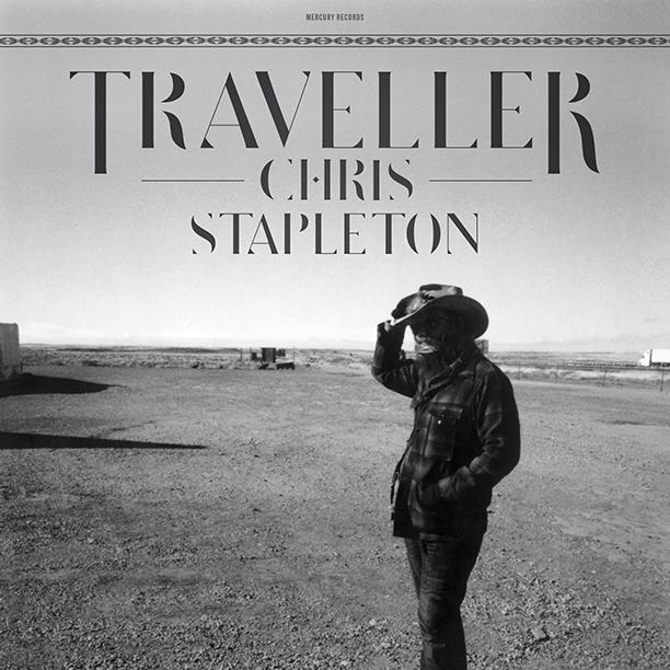 7. Chris Stapleton, Traveller