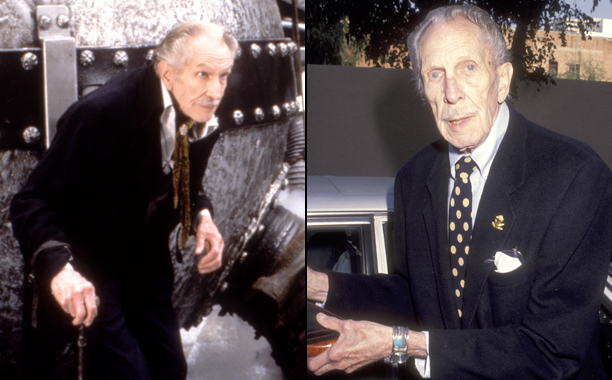 Vincent Price (The Inventor)