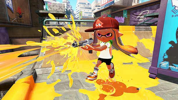 BEST: 2. Splatoon (Wii U)