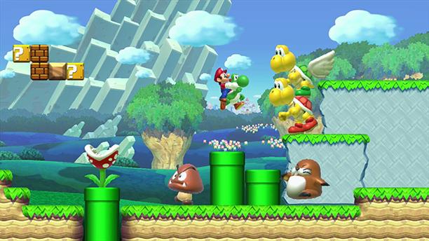 BEST: 6. Super Mario Maker (Wii U)
