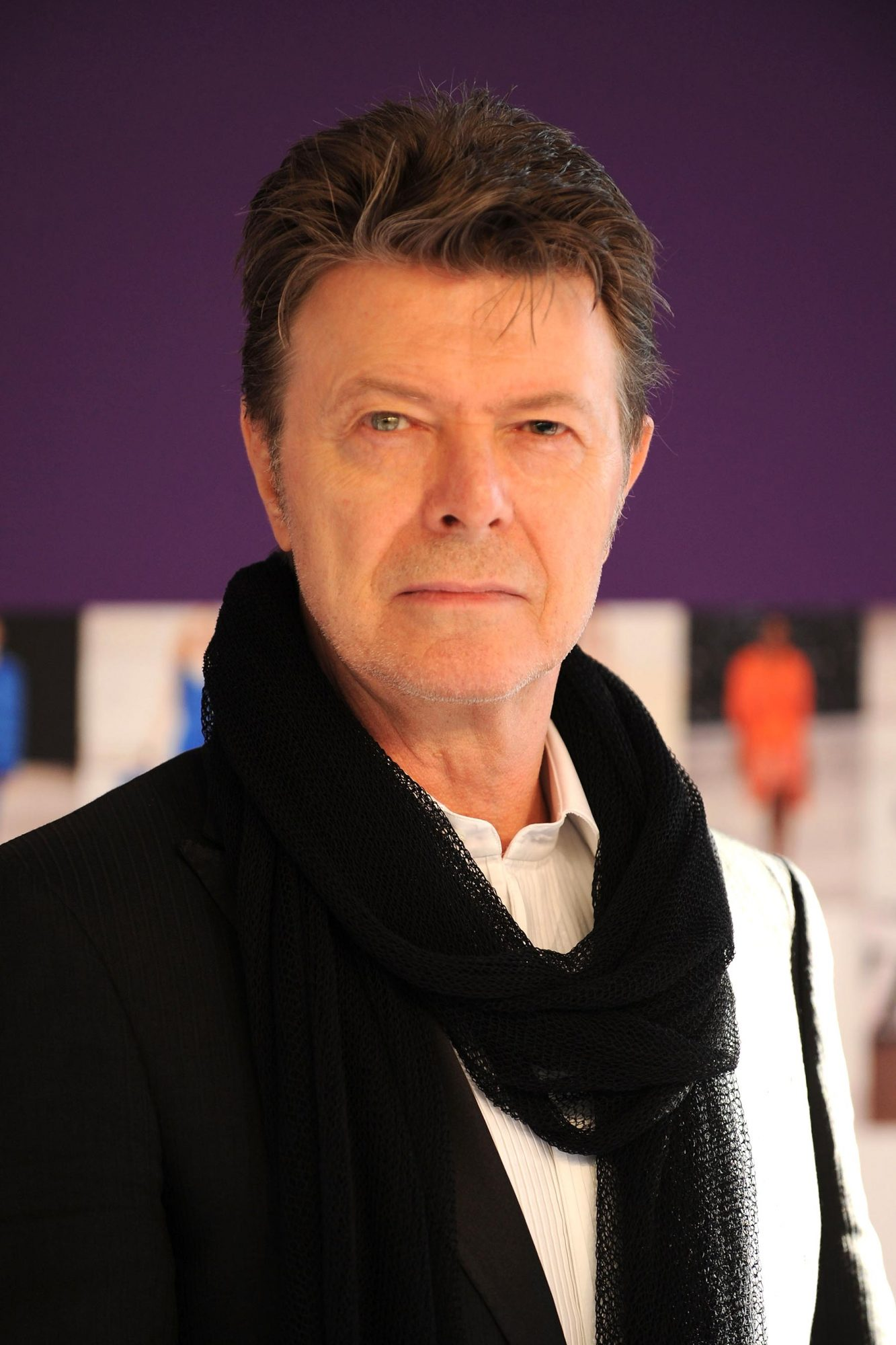 (FILE PHOTO) New David Bowie Album Released