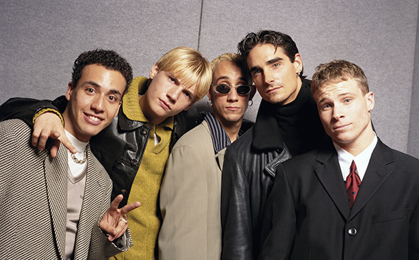 2. The Backstreet Boys