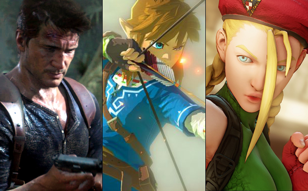 2016's Most Exciting Games
