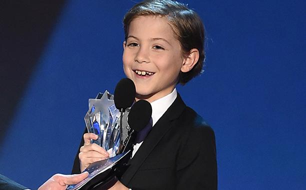 His Charming Critics' Choice Awards Speech…