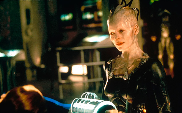 The Borg Queen, Star Trek: First Contact