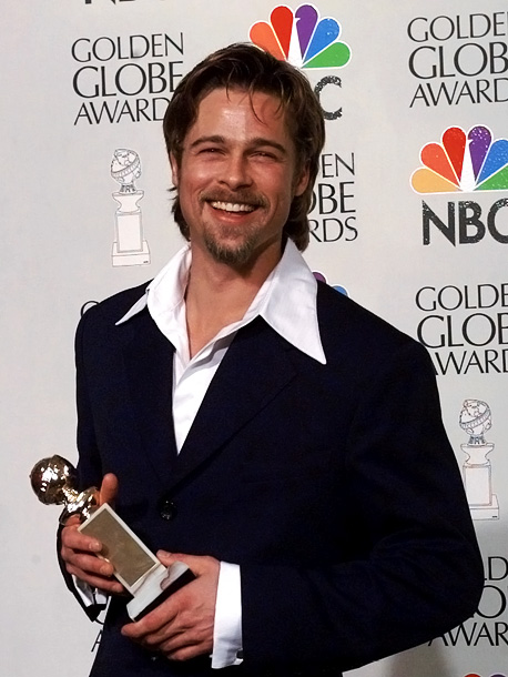 Brad Pitt, Golden Globes | ''I'd like to thank the makers of Kaopectate. They've done a great service for their fellow man.'' —Best Actor in a Supporting Role in a…
