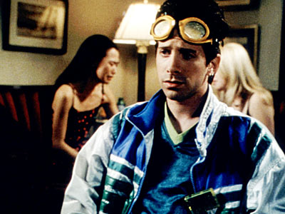 Can't Hardly Wait | Striving to be hip-hop cool and suave with the ladies, Kenny Jenkins (Seth Green) is actually just a big joke (the dude wears goggles!). But…