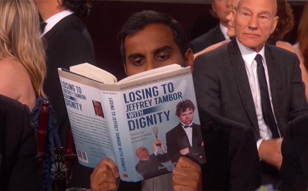 Aziz Ansari's Got Jokes