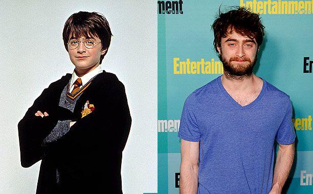 Daniel Radcliffe (Harry Potter)