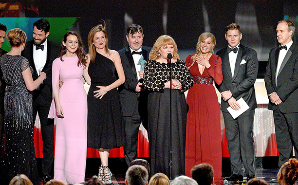 7. The Cast of Downton Abbey