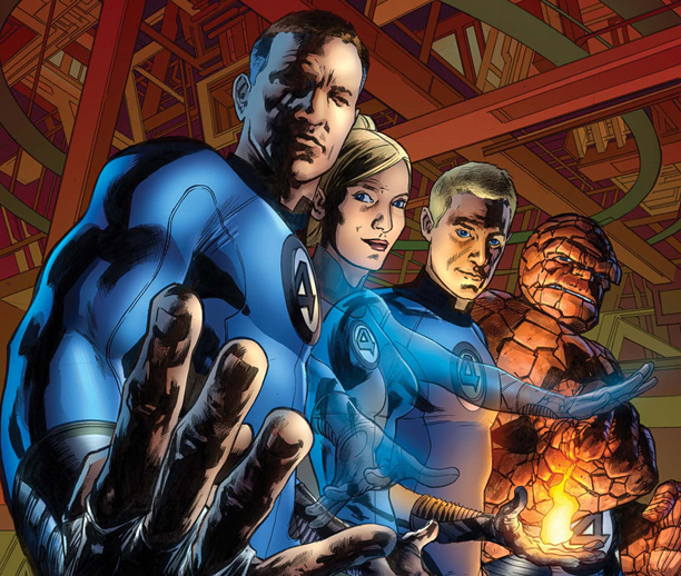 BEST: 25. Fantastic Four