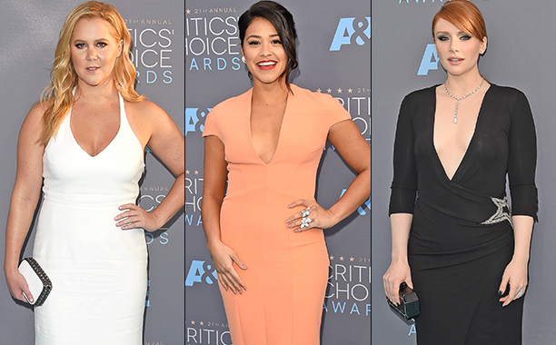 All the Red Carpet Looks From the 2016 Critics' Choice Awards