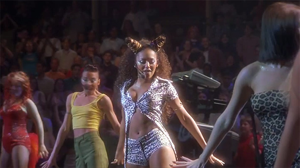 "24. ""Spice Up Your Life"" Performance"