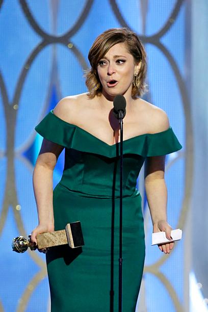 Rachel Bloom, Best Actress in a TV Comedy, Crazy Ex-Girlfriend