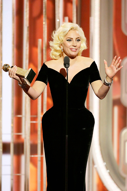 Lady Gaga, Best Actress in a Limited Series, American Horror Story: Hotel