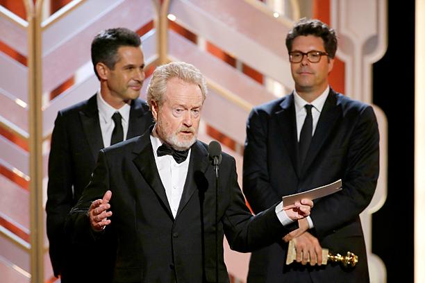 Ridley Scott, Best Comedy or Musical, The Martian