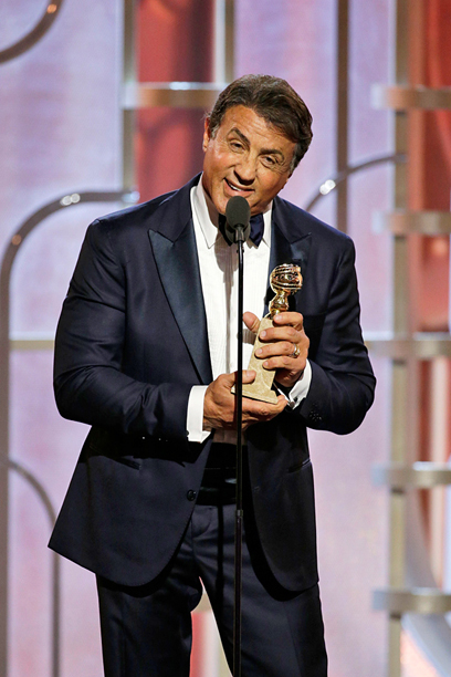 Sylvester Stallone, Best Supporting Actor, Creed