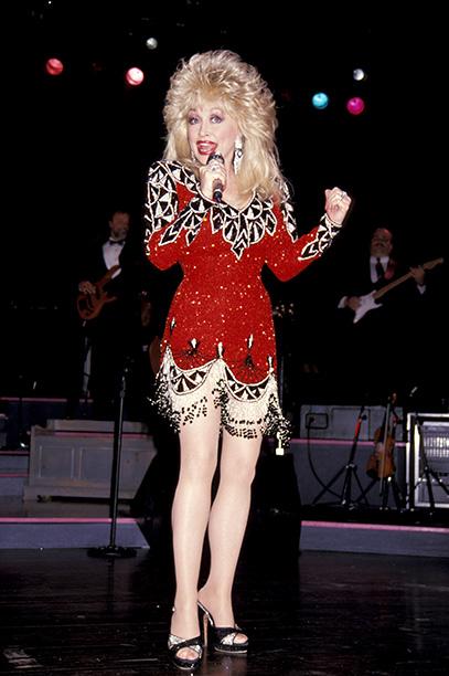 April 1993 at Dollywood