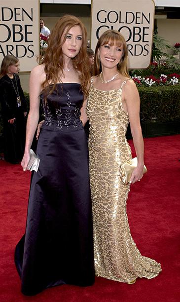 2001: Katie Flynn, Daughter of Jane Seymour and David Flynn
