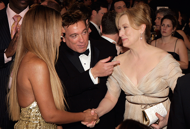 Beyonce and Meryl Streep