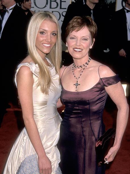 2002: Haley Giraldo, Daughter of Pat Benatar and Neil Giraldo
