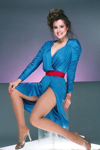 1983: Rhonda Shear