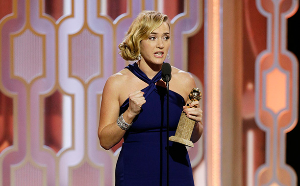A Surprising Win for Winslet