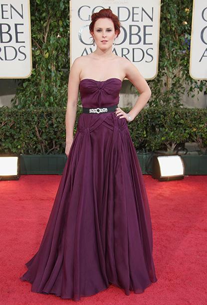 2009: Rumer Willis, Daughter of Bruce Willis and Demi Moore
