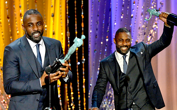 12. Idris Elba