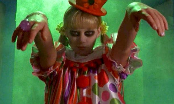 Zombie Clown Lizzie