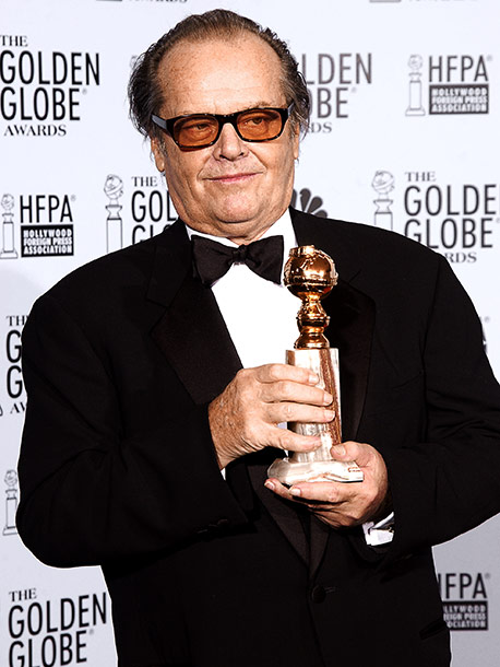 Jack Nicholson, Golden Globes | Jack Nicholson and the Golden Globes have been good to each other over the years. He's won six trophies and a lifetime achievement award, and…