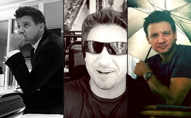 The Best of Jeremy Renner's Instagram
