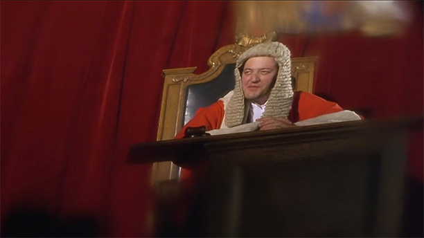 41. Courtroom Daydream