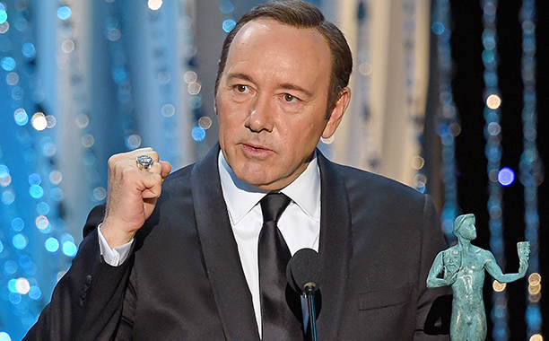 13. Kevin Spacey
