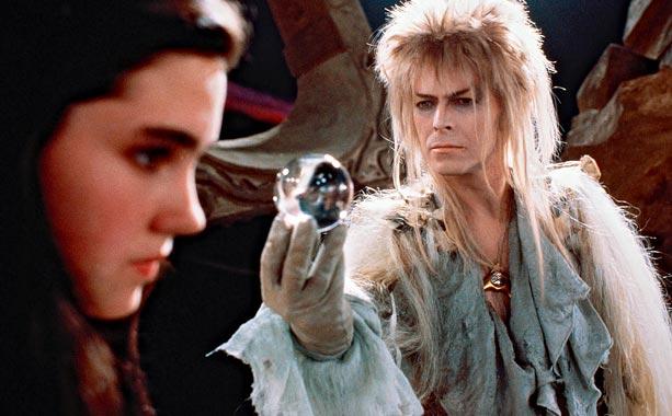 Labyrinth, David Bowie