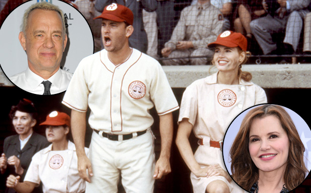 'A League of Their Own,' Then and Now