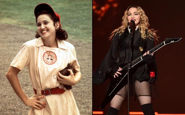 Madonna (Mae Mordabito)
