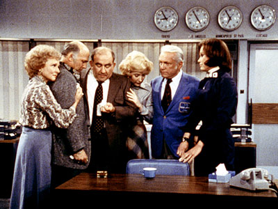 The Mary Tyler Moore Show | 4. THE MARY TYLER MOORE SHOW (1970-1977) It was a weird bit of irony with The Mary Tyler Moore Show 's notable finale: The new…