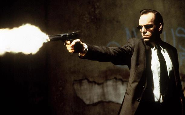 Agent Smith, The Matrix