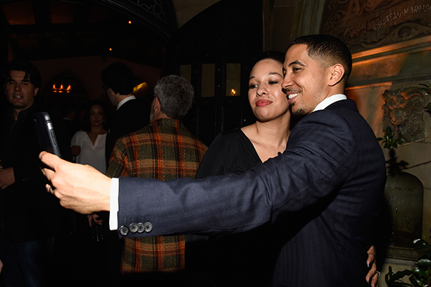 Neil Brown Jr. and Catrina Robinson Brown