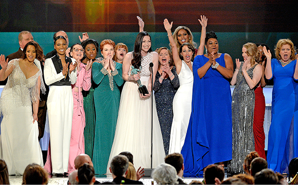 9. The Cast of Orange Is the New Black