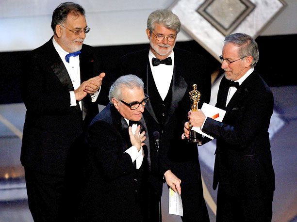 On his seventh nomination, Martin Scorsese's long wait for an Oscar when he claimed the Best Director prize for The Departed . It was even…