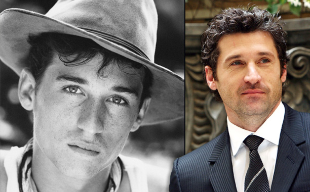Patrick Dempsey Through the Years